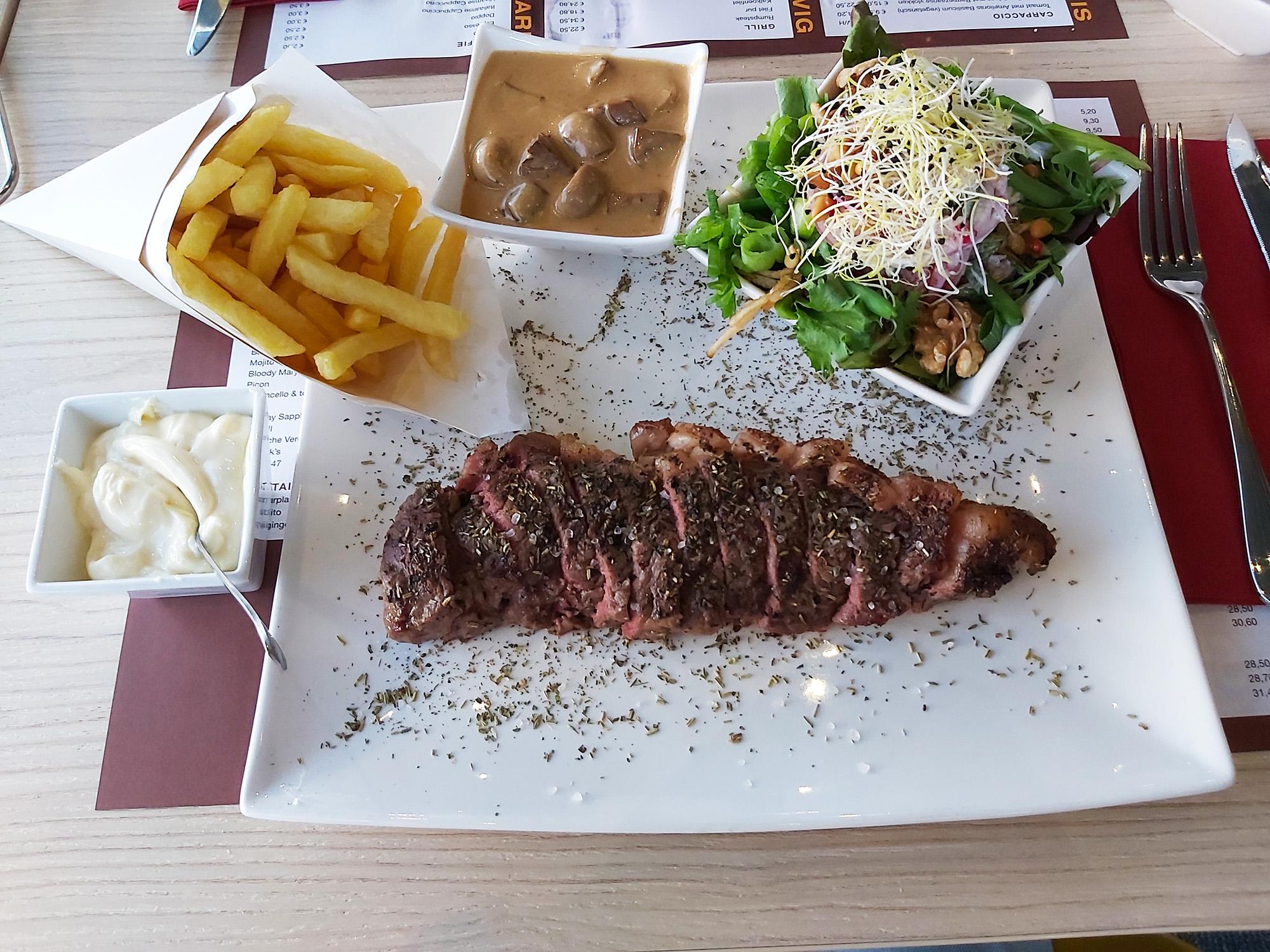 de beste steak van belgie suurplas