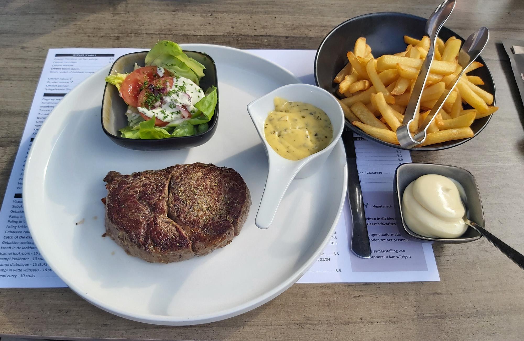 de beste steak van belgie de nieuwe lekkerbek