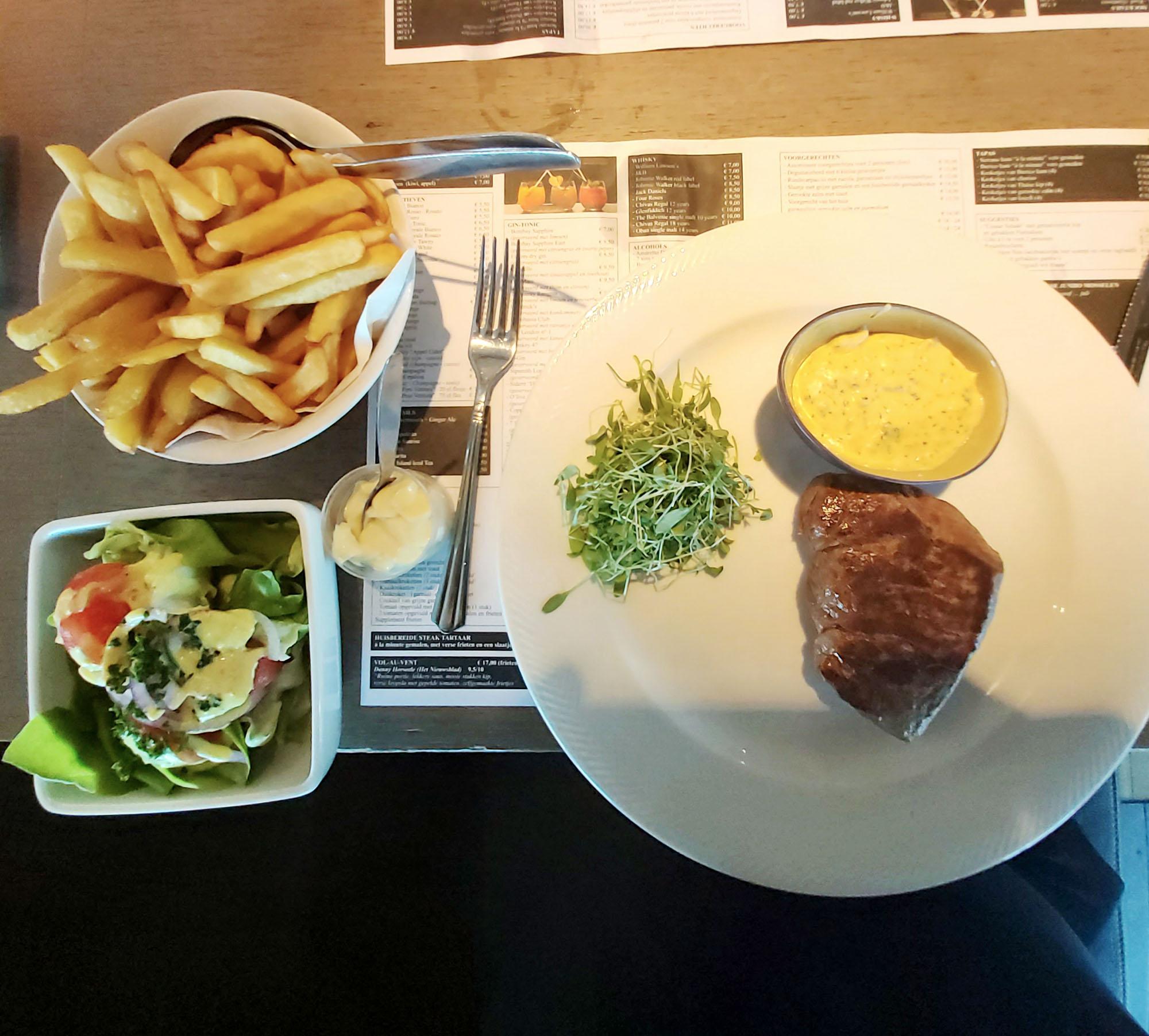 de beste steak van belgie schildia knokke-heist