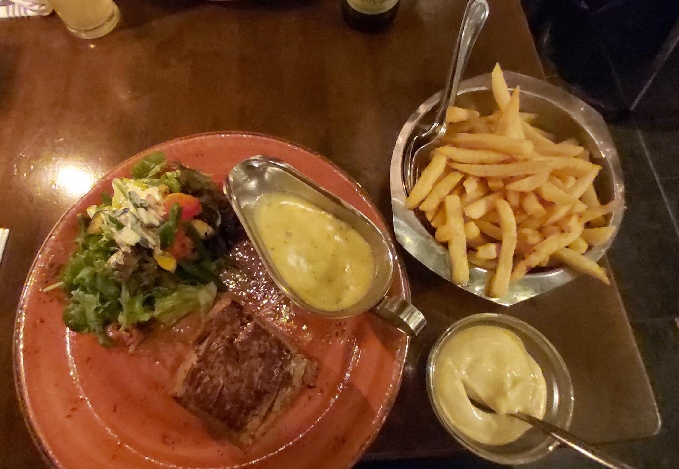 de beste steak van belgie keizershof