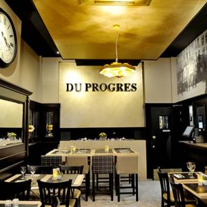 restaurant du progress de beste steak van belgie