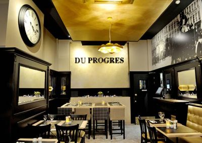 Gent – Restaurant Du Progres