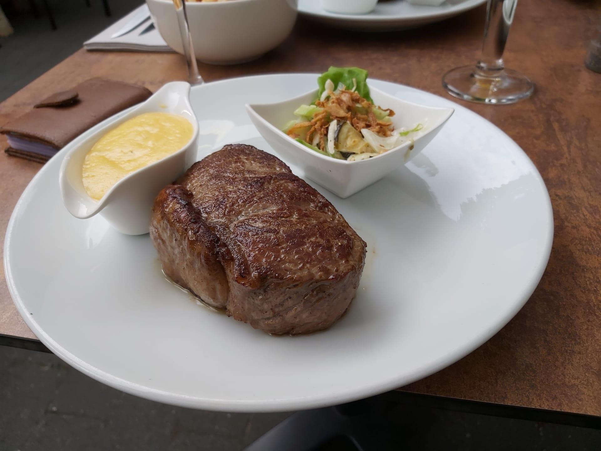 de beste steak van belgie brasserie grand bazaar