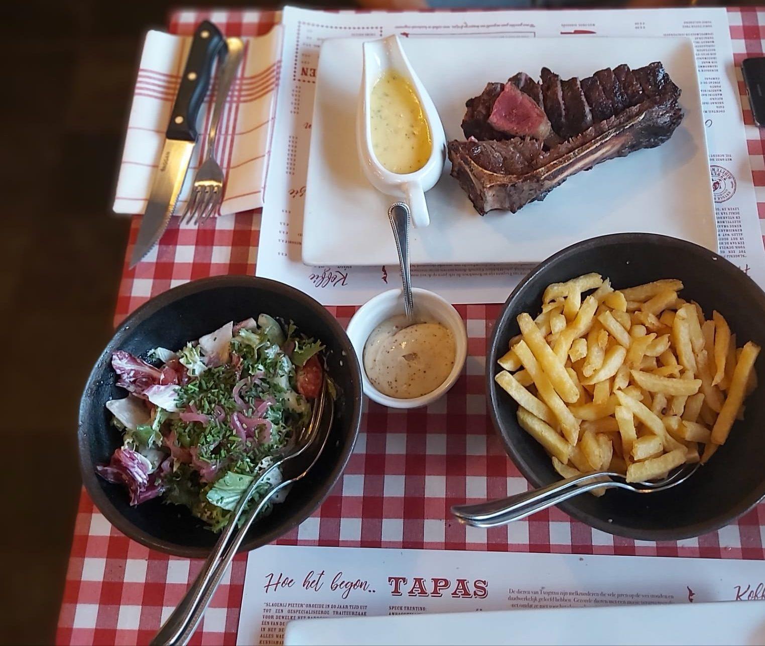 de boesjerie de beste steak van belgie