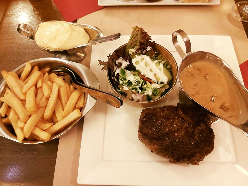 oberbayern blankenberge de beste steak van belgie