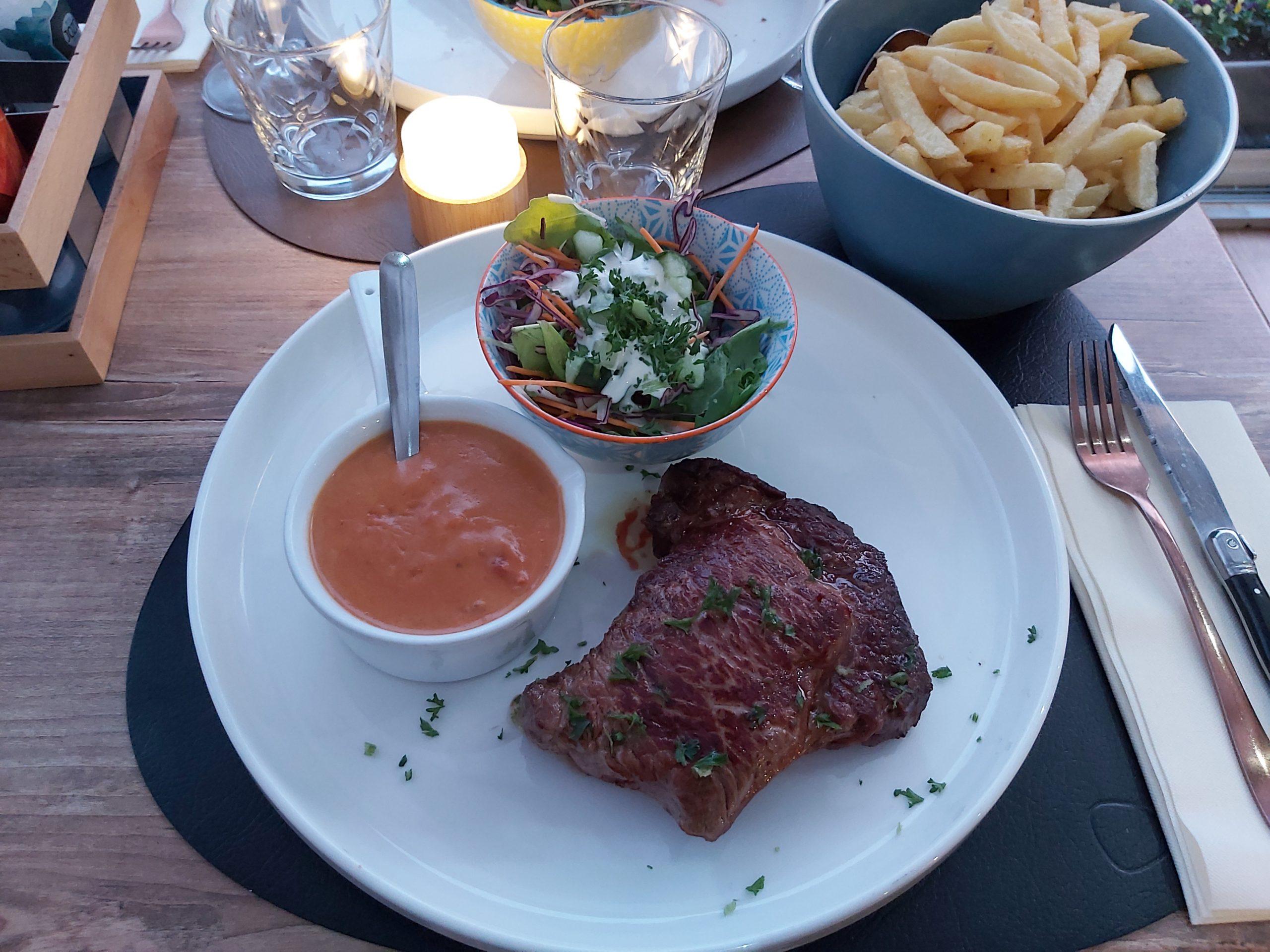 villa clochard de beste steak van belgie
