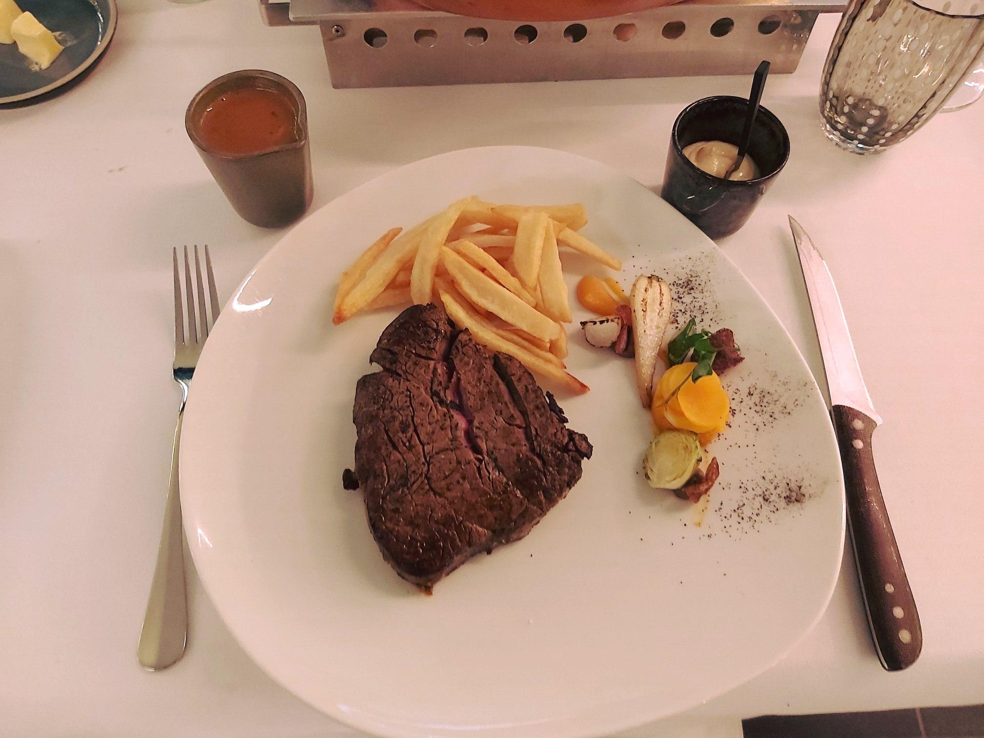 pur boeuf restaurant de beste steak van belgie