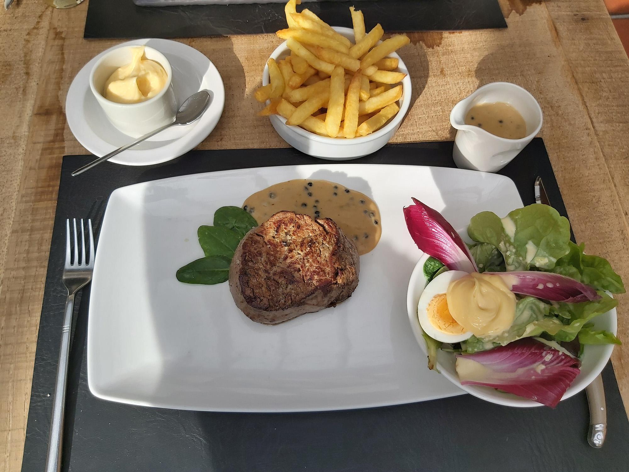 de beste steak van belgie la ferme des 4 saisons