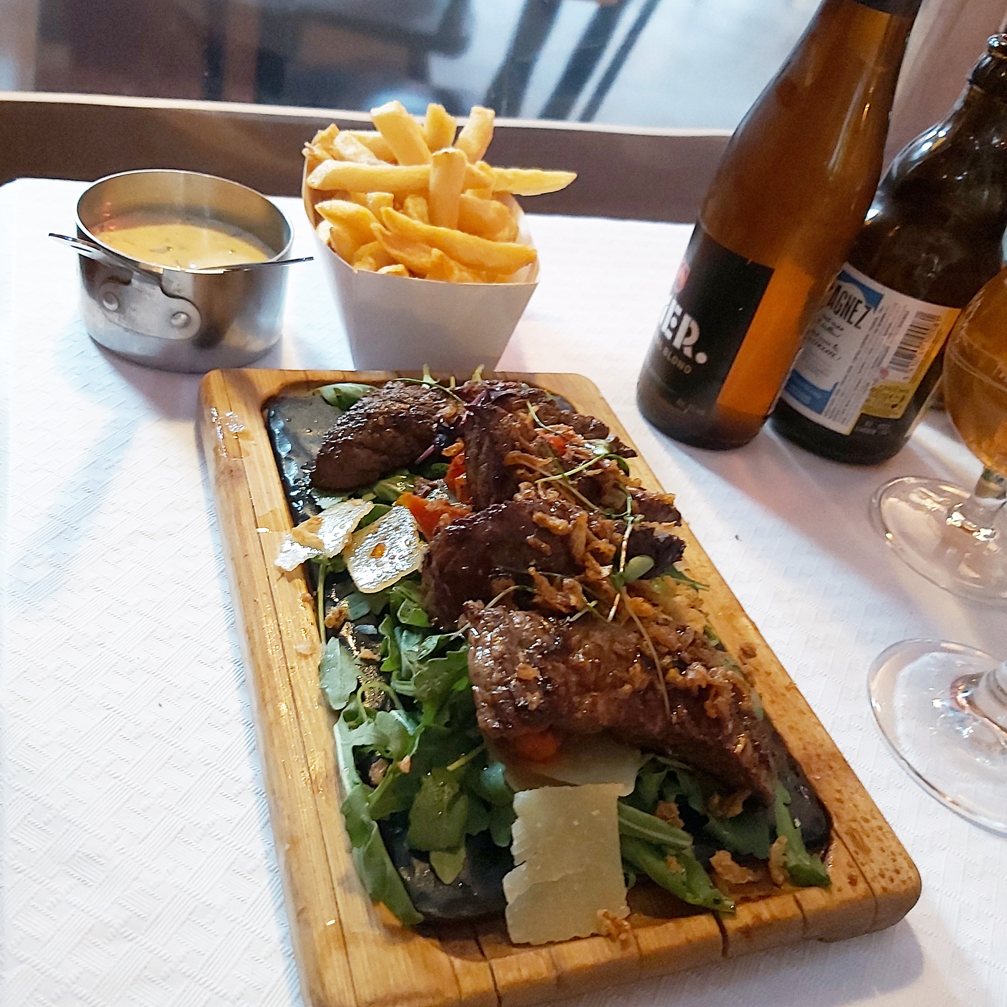 de beste steak van belgie emile bistro