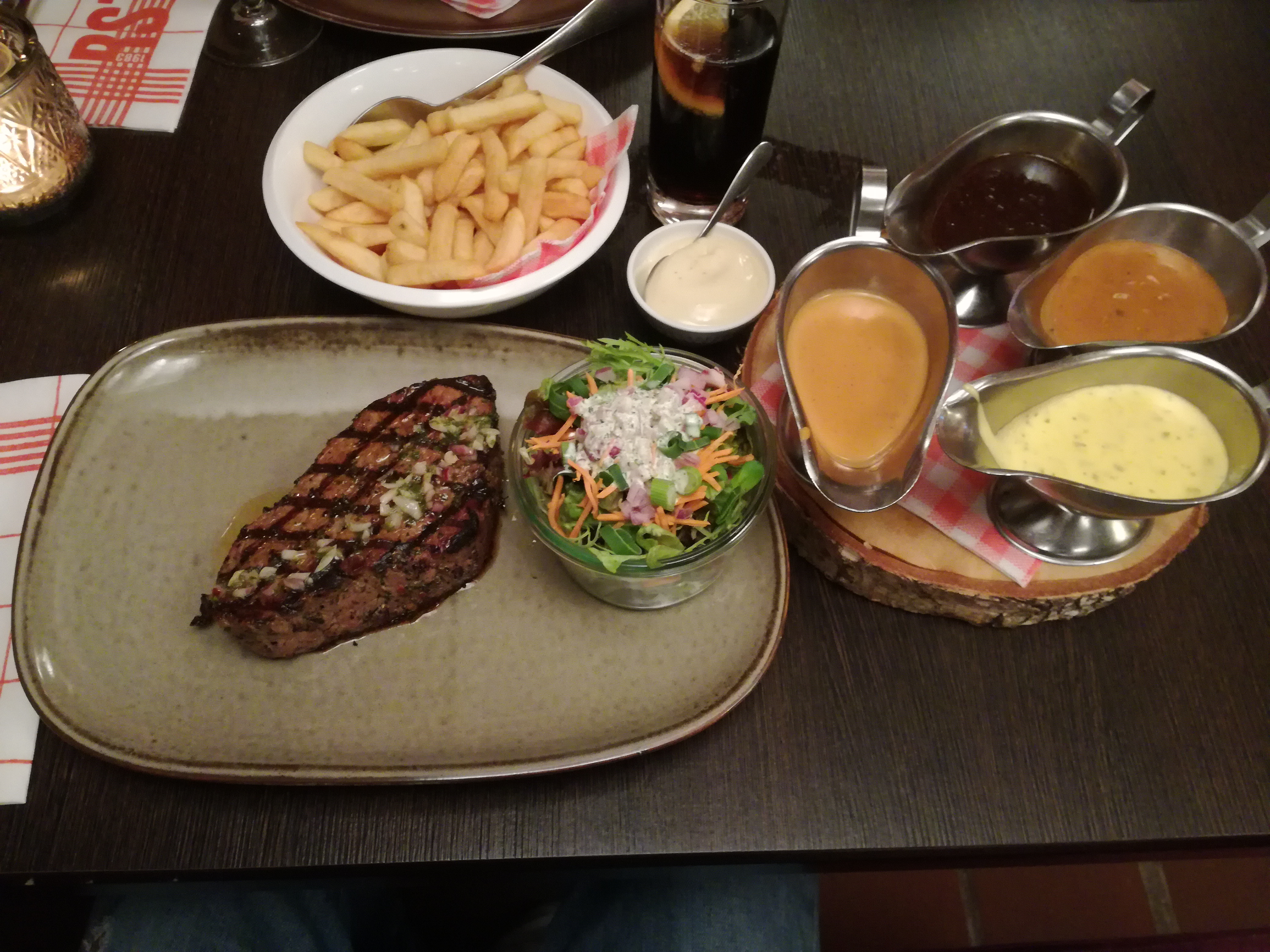 beste steak van belgie rusteel