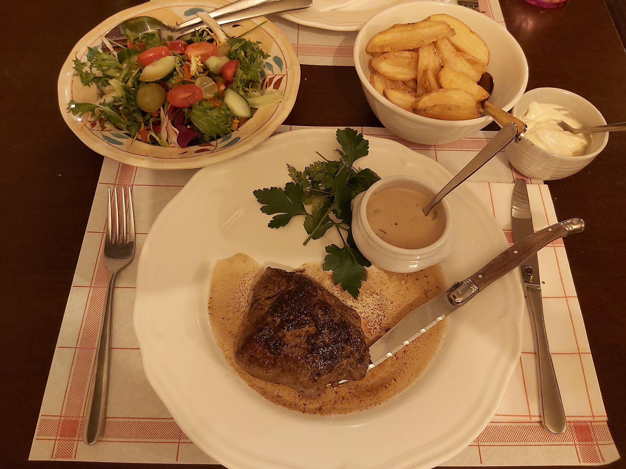 de beste steak van belgie le gatromme