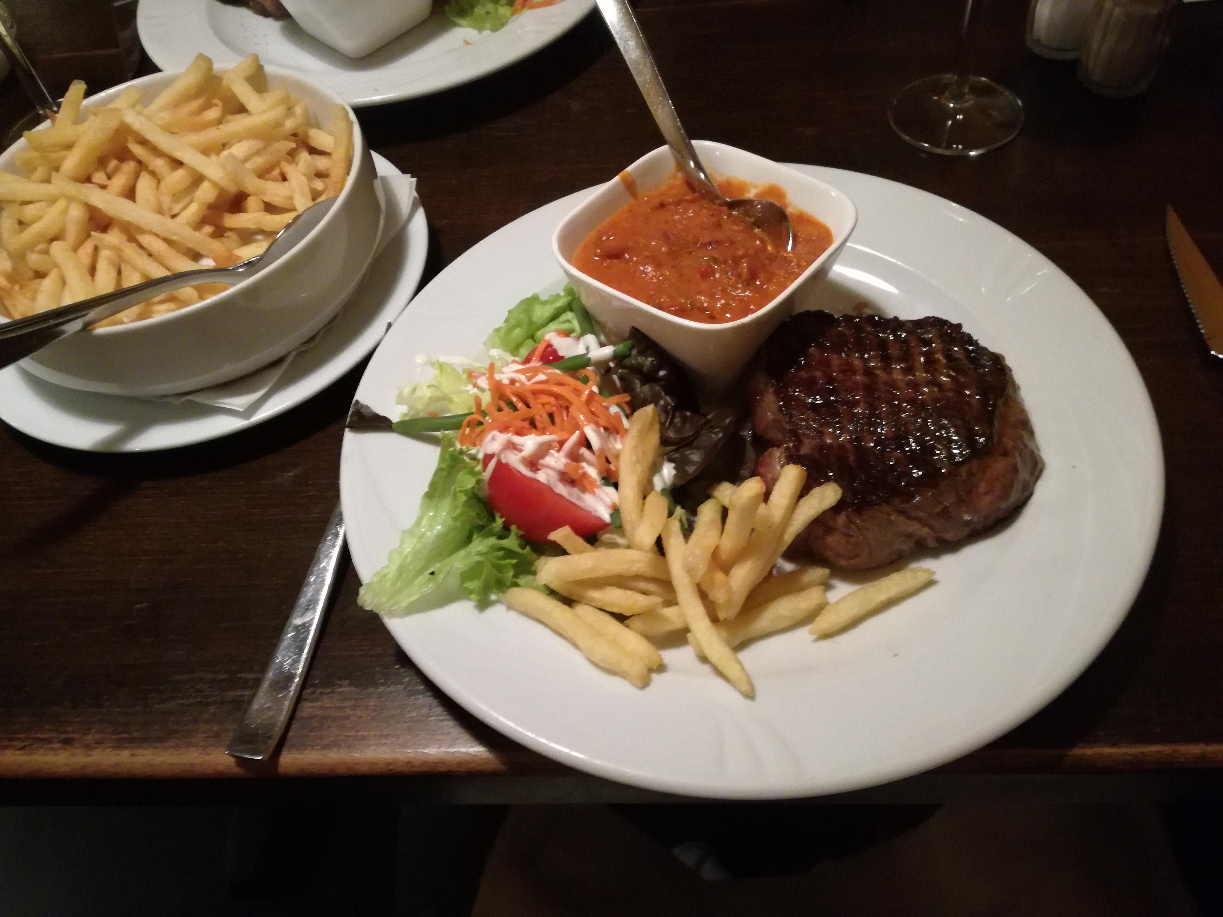 de beste steak van belgië de nachtuil