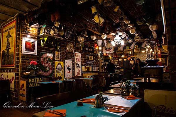 Aubechies – Taverne Saint Géry