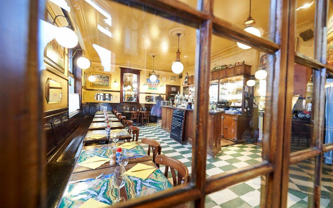 Berchem-Sainte-Agathe – Brasserie de la Gare