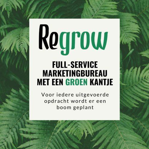 marketingbureau regrow